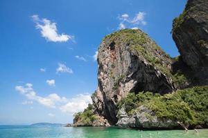 eiland strand foto