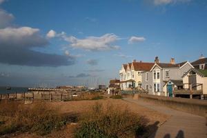 Whitstable Beach foto