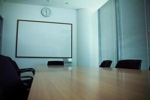 zakelijke vergaderruimte foto