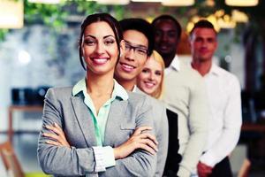 groep ondernemers