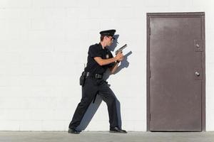 politie agent foto