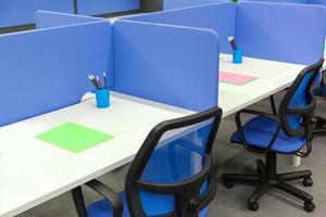 kantoor werknemer plaats