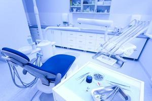 tandartspraktijk, apparatuur foto