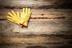 beschermende handschoenen foto