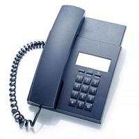 telefoon op kantoor foto