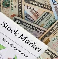 zaken en financiën foto