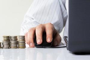 internetfinanciering foto