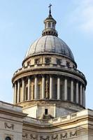 koepel van het pantheon in Parijs foto