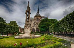 Notre Dame in Parijs foto