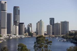 Brisbane stad