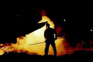 brandweerman foto
