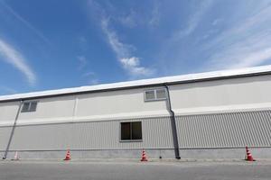 magazijn gebouw foto
