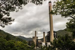 centrale thermische in asturieën foto
