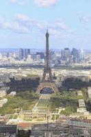 zicht op Parijs