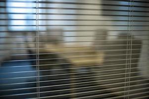 moderne kantoorconferentieruimte foto
