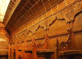 longobard tempel, cividale foto