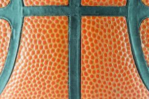 close-up basketbal foto