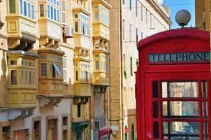 Valletta Street foto