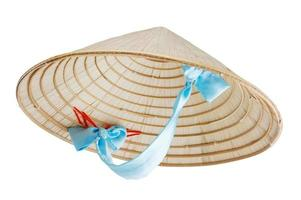 Vietnamese conische hoed foto