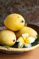 Thaise mango foto
