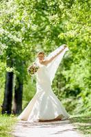 bruid van appelbloesem