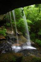 waterval in het noorden van Alabama foto