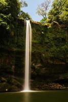 misol-ha waterval in mexico foto