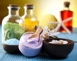 spa, biologische producten foto