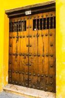 deuren van Cartagena foto