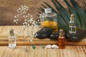 stilleven onderwerpen van ontspannende spa