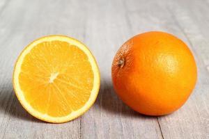 Oranje fruit foto