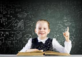 schoolonderwijs foto