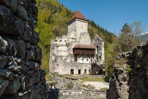 kasteel in Slovenië foto