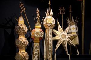 Noord-Thaise lantaarns foto