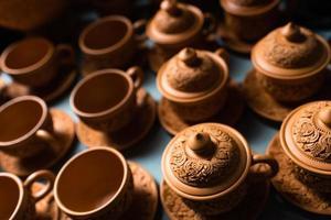 pottenbakkerij foto