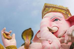 de grootste ganesha in Thailand foto
