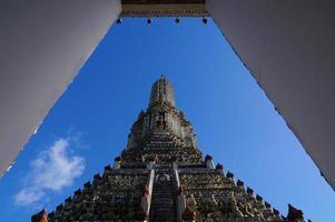 tempel van de dageraad foto