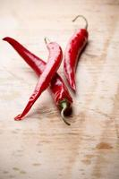 Chili peper. foto