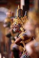 Azië Bali Ubud Goa Gajah-tempel foto