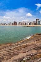 strand Vitoria, Espirito Santo, Brazilië