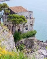 Amalfikust, Normandische toren foto