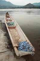 houten schepen foto