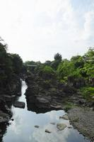 valley genbi in iwate, touhoku foto