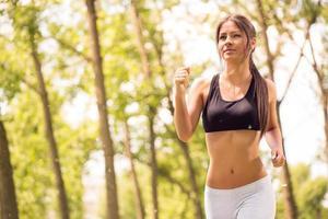 jogging foto