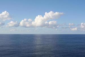 Caribische zee foto