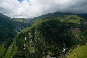 bergen in Georgië foto