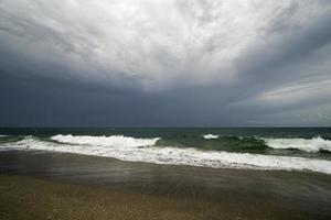 Florida zeegezicht foto