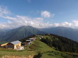 tableland in rize foto