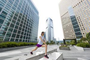stedelijke fitness foto