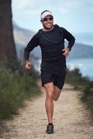 gelukkig trailrunner